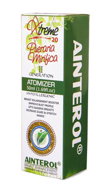 AINTEROL Pueraria Mirifica Breast Spray X-TREME20